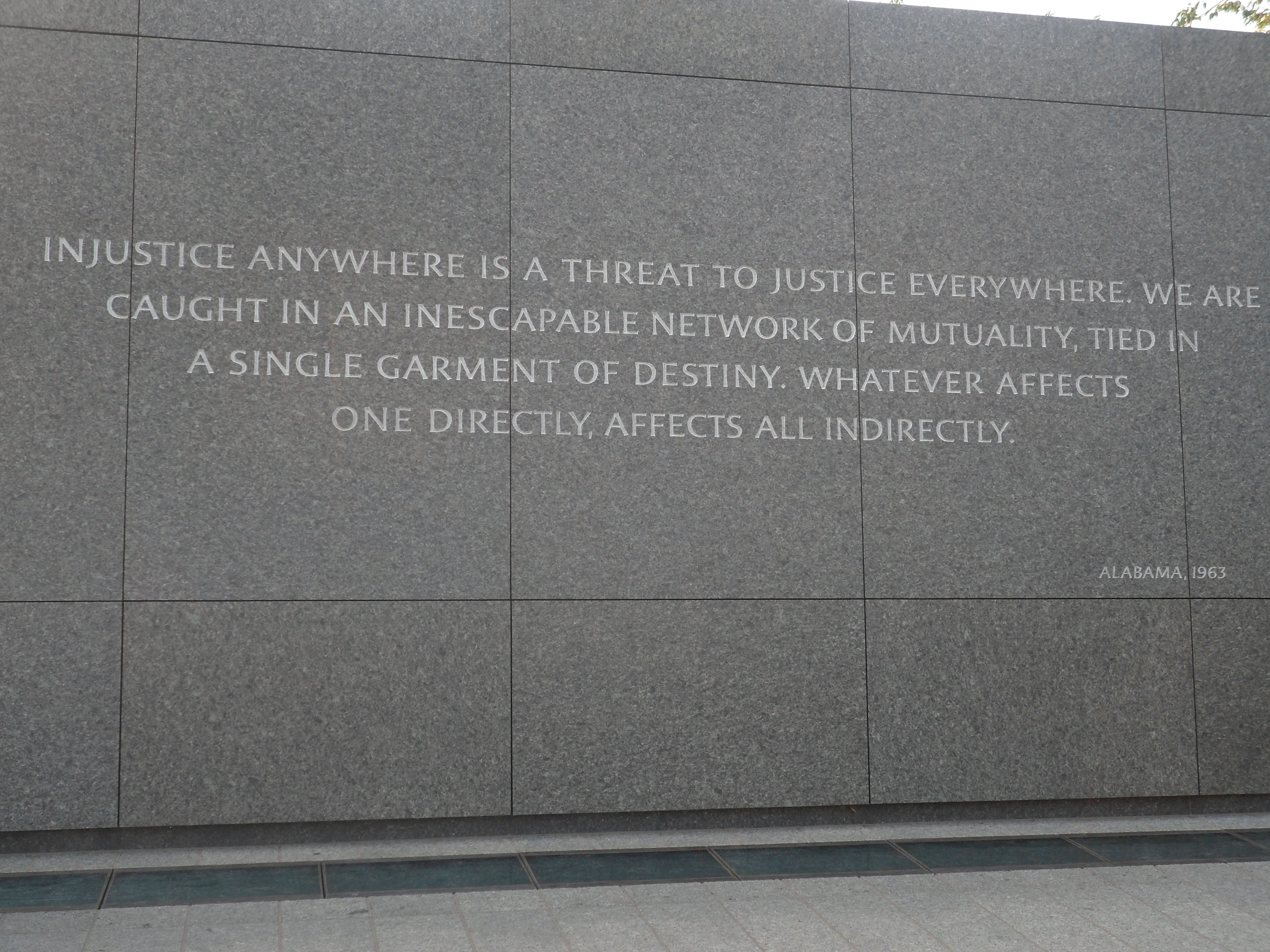 martin luther king jr quotes injustice anywhere is a threat to  volvo s40 omaha ne